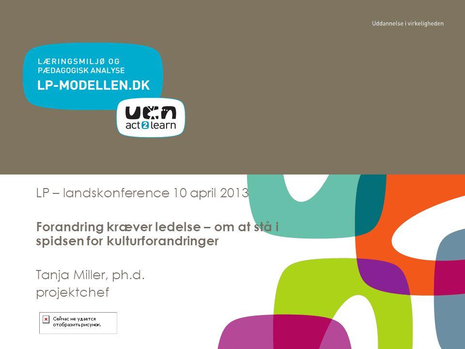LP – landskonference 10 april 2013