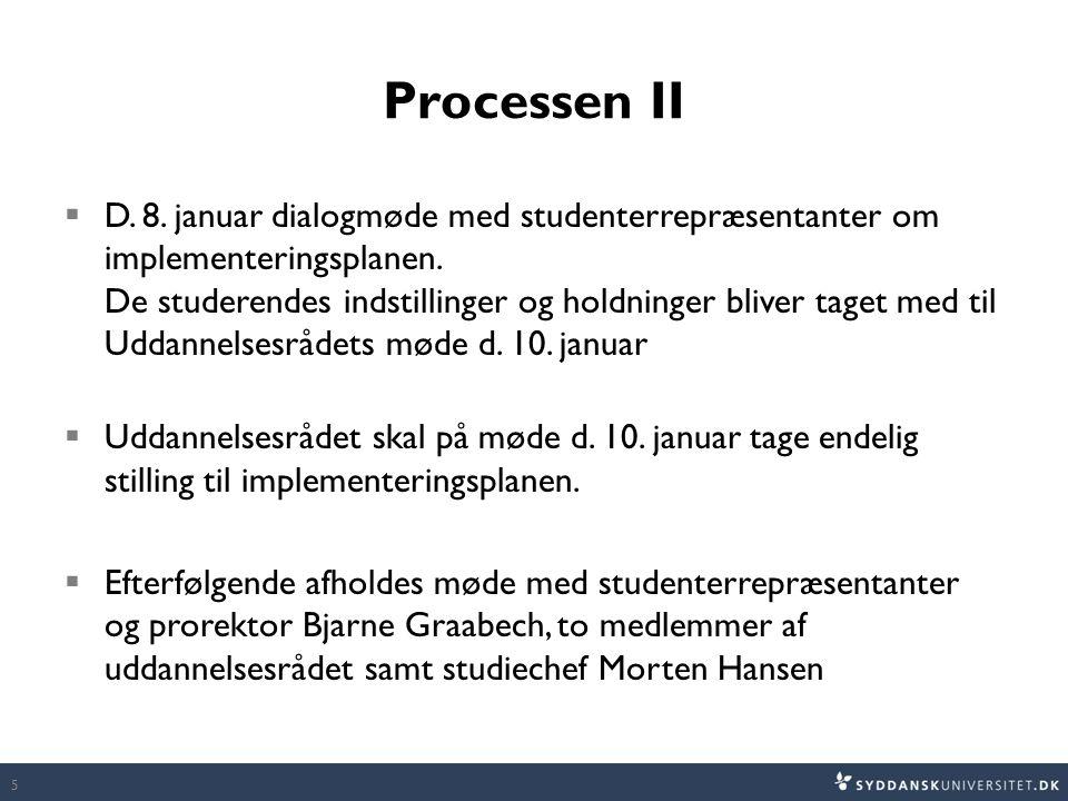 Processen II