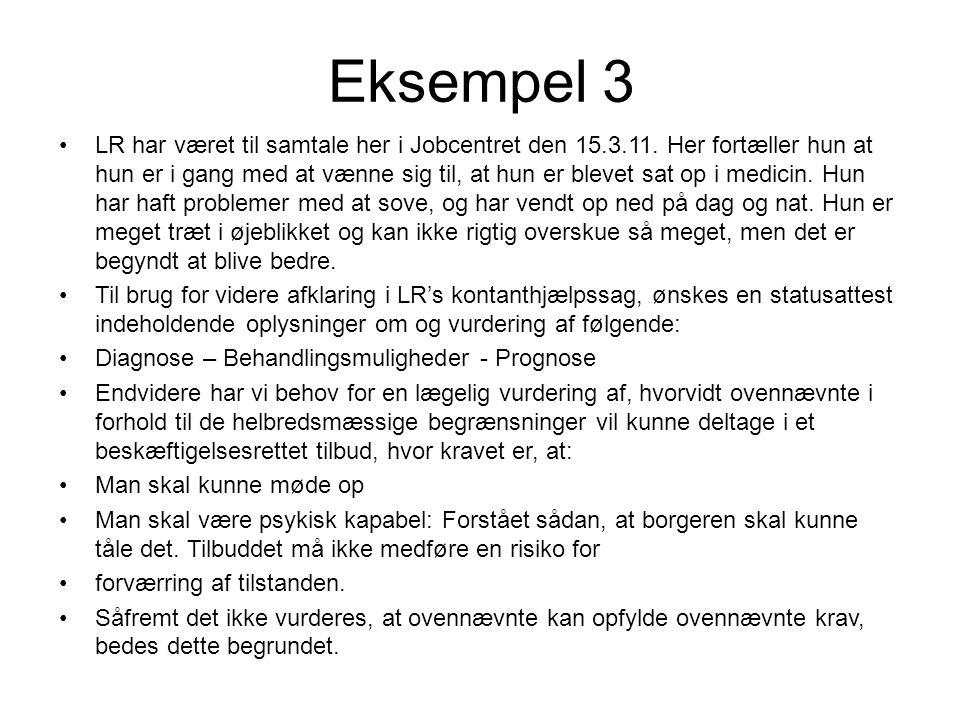 Eksempel 3