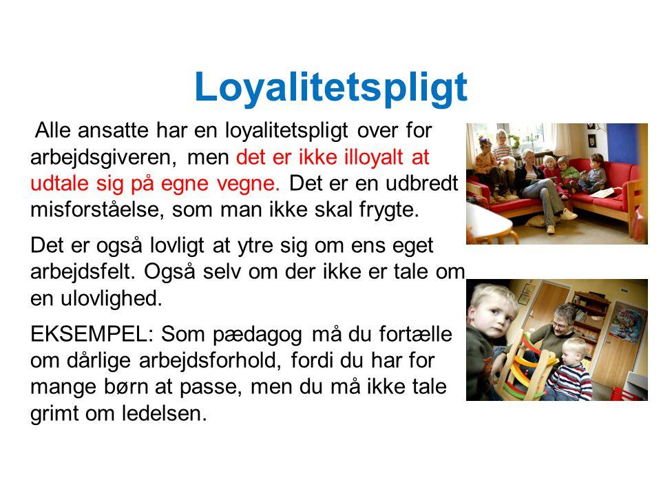 Loyalitetspligt