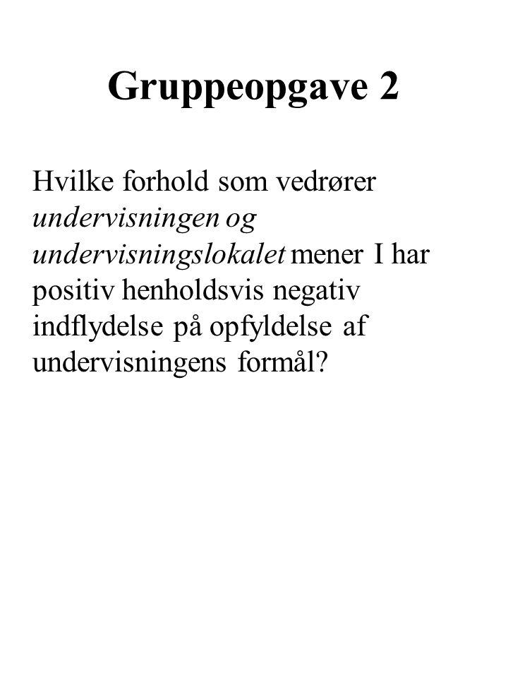 Gruppeopgave 2