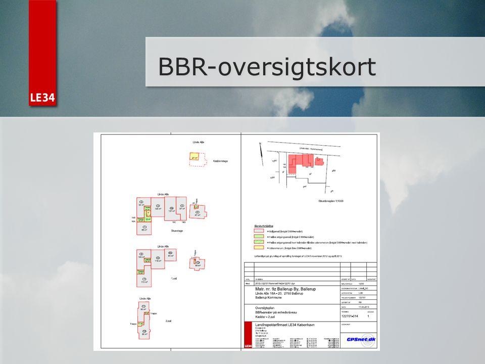 BBR-oversigtskort