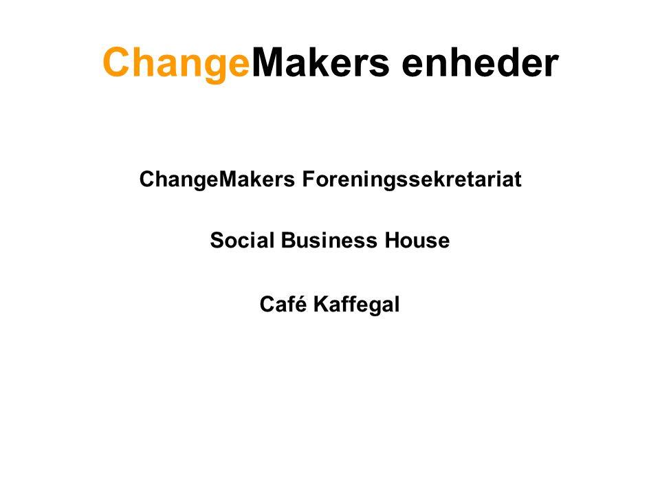 ChangeMakers Foreningssekretariat