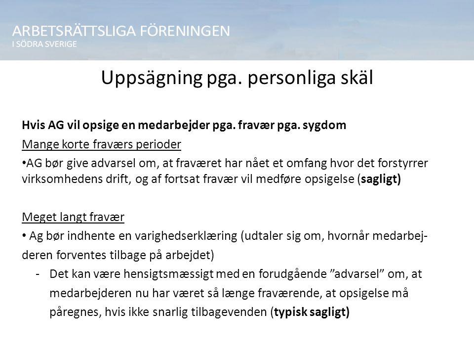 Arbetsrättsliga Föreningen i Södra Sverige - ppt video online download