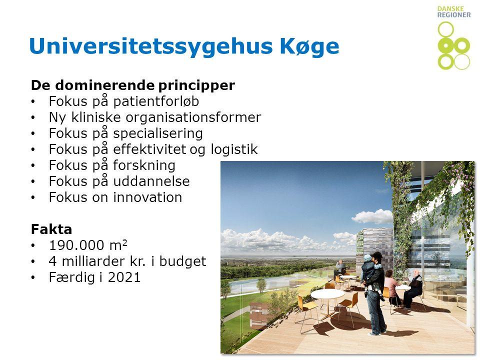 Universitetssygehus Køge