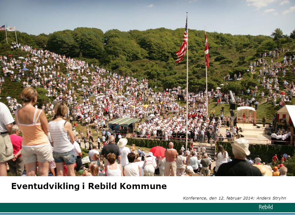Eventudvikling i Rebild Kommune