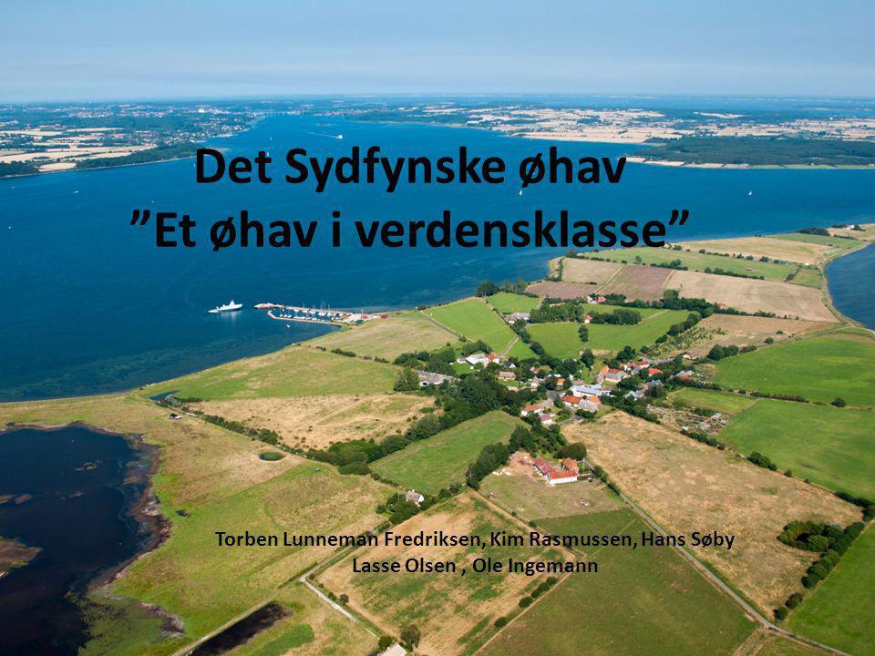 Det Sydfynske øhav Et øhav i verdensklasse