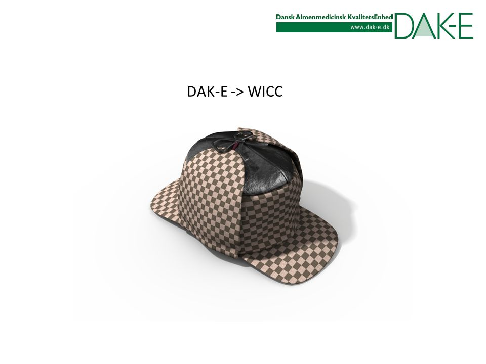 DAK-E -> WICC