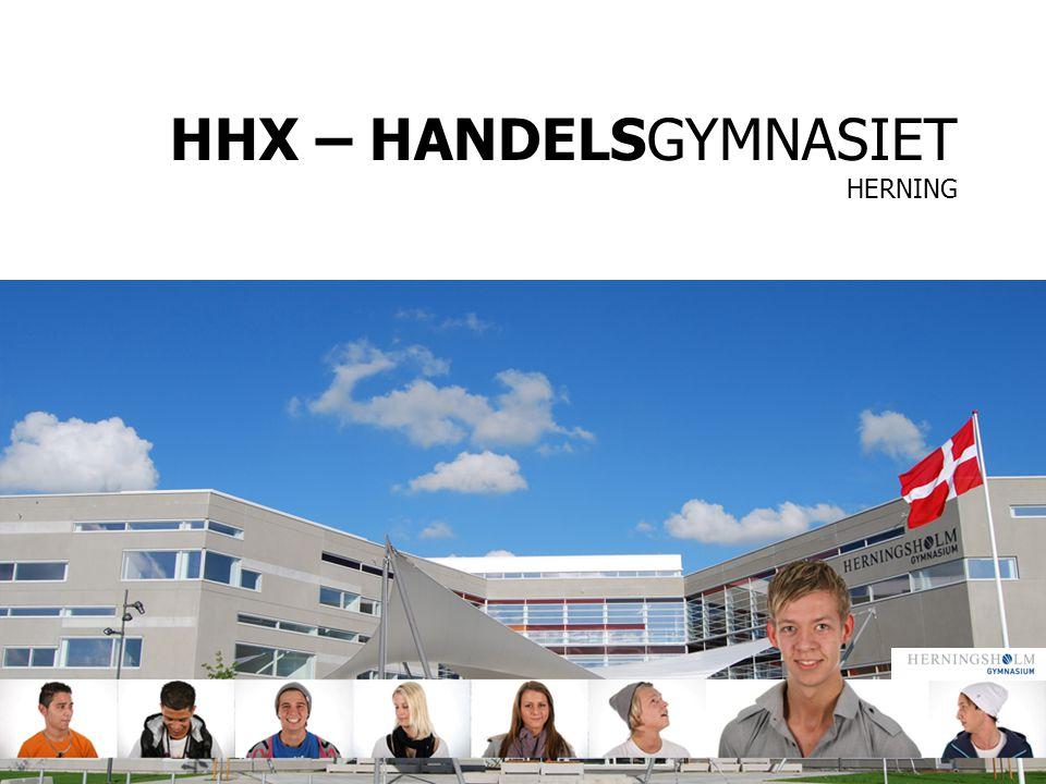 HHX – HANDELSGYMNASIET HERNING