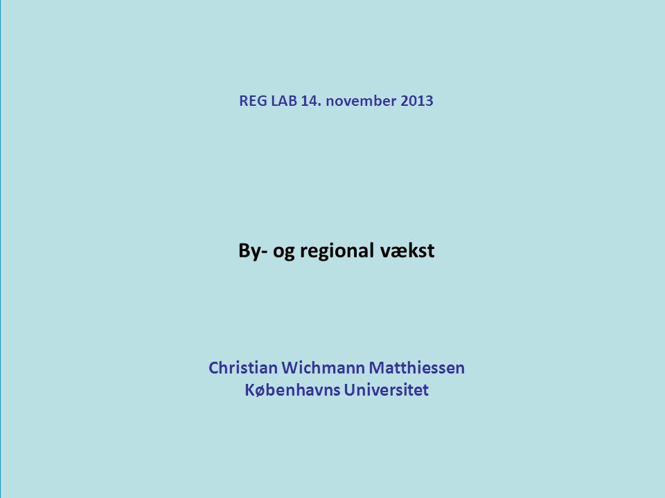 Christian Wichmann Matthiessen Københavns Universitet