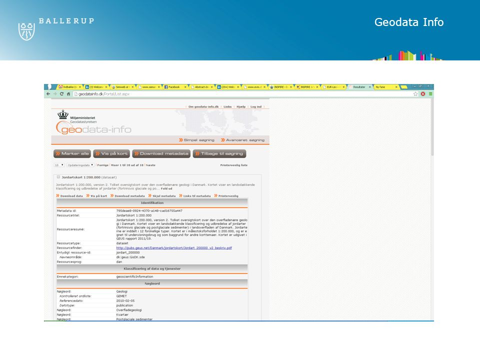 Geodata Info