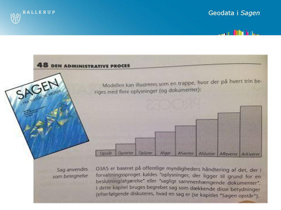 Geodata i Sagen