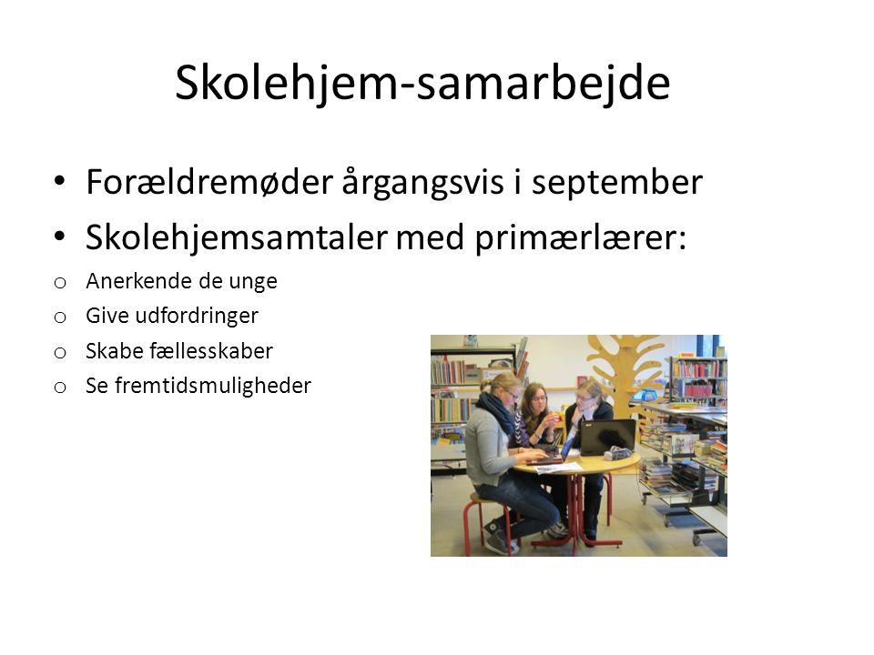 Skolehjem-samarbejde