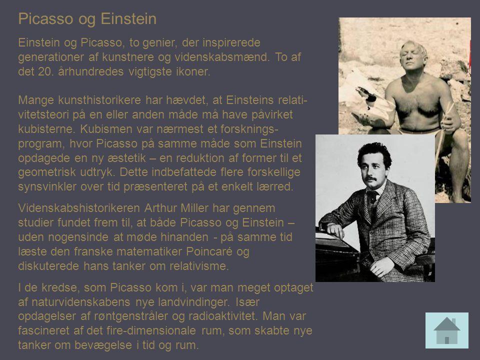 Picasso og Einstein