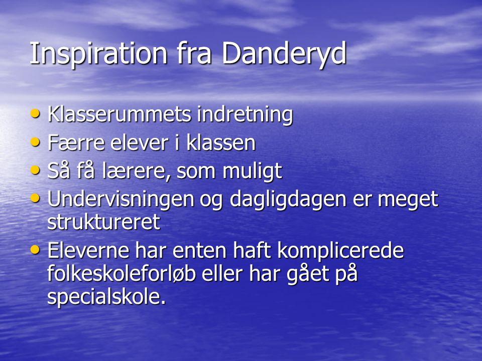 Inspiration fra Danderyd