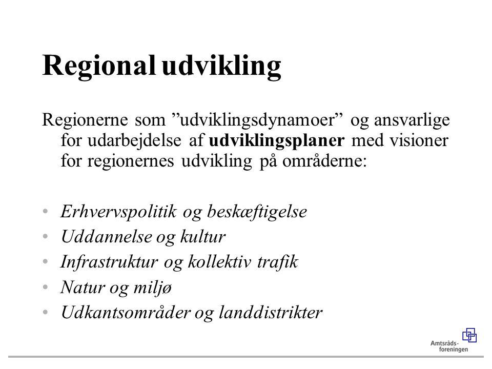 Regional udvikling