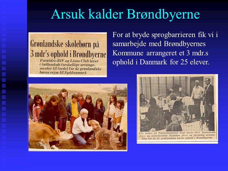 Arsuk kalder Brøndbyerne