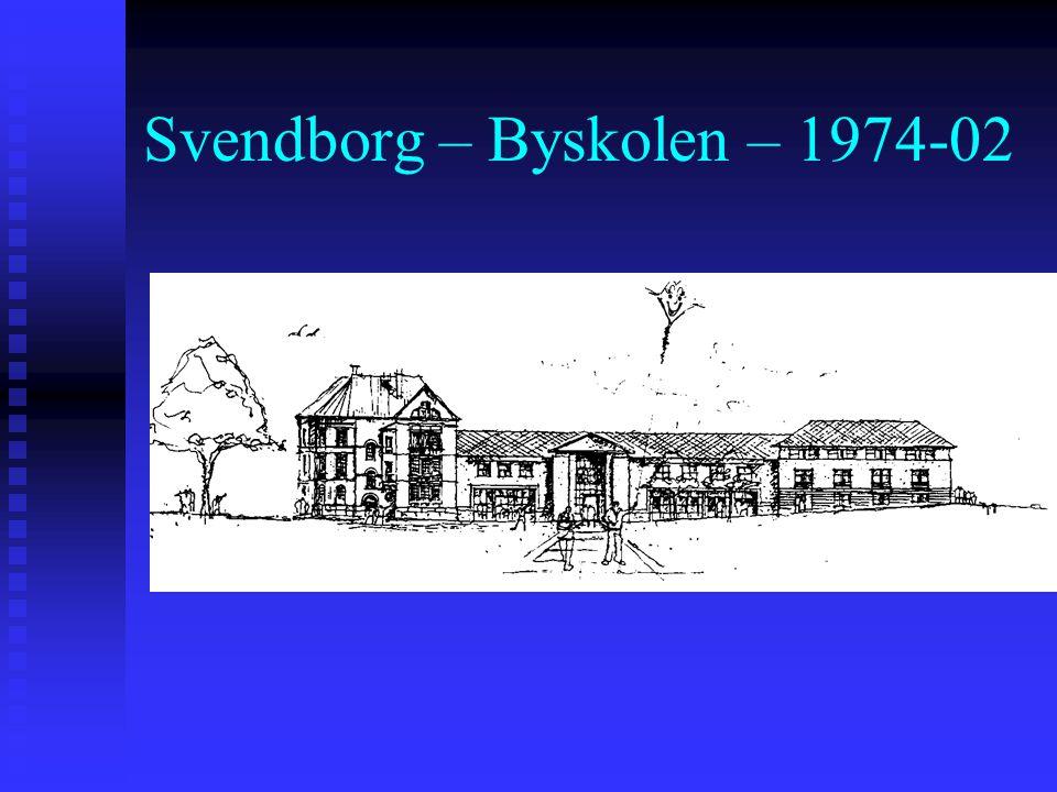Svendborg – Byskolen – 1974-02
