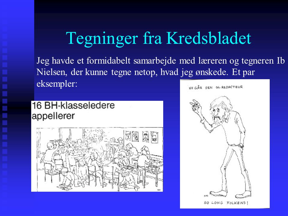 Tegninger fra Kredsbladet