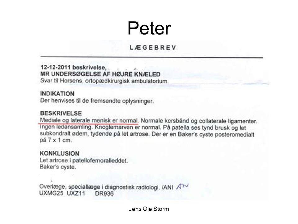 Peter Jens Ole Storm