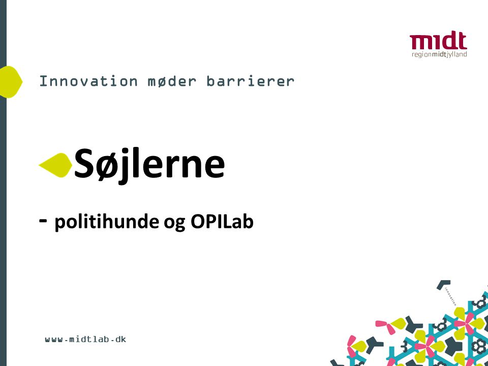 Innovation møder barrierer