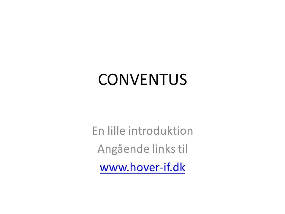 En lille introduktion Angående links til www.hover-if.dk
