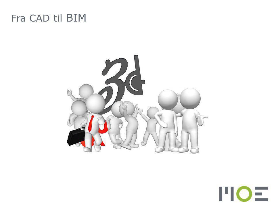 Fra CAD til BIM VIVI: De fleste arkitekt/ ingeniør/ og entreprenør firmaer har sikkert oplevet det har været svært at skifte fra CAD til BIM.