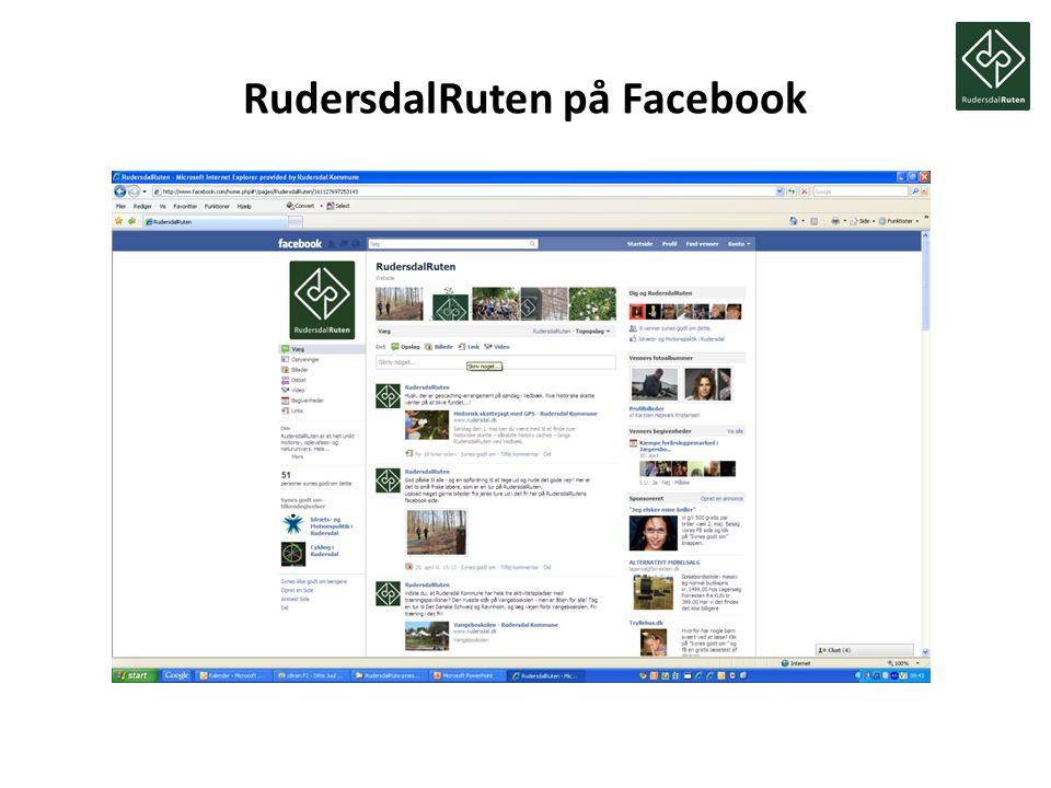 RudersdalRuten på Facebook