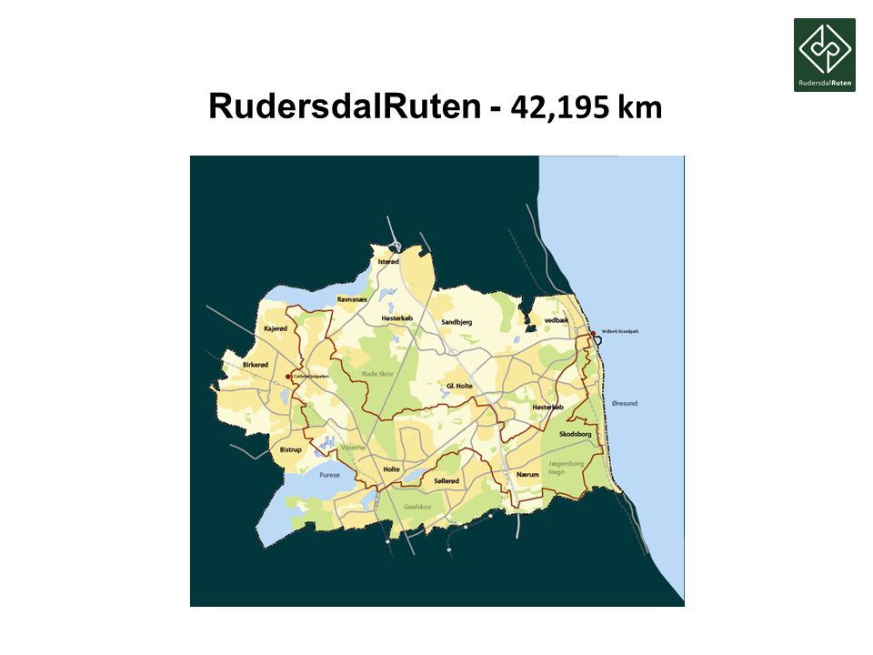 RudersdalRuten - 42,195 km