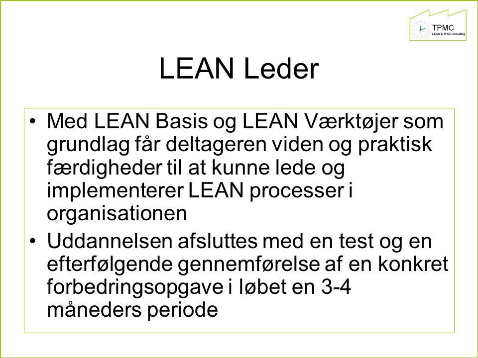 LEAN Leder