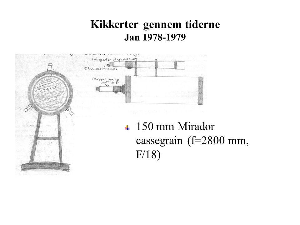 Kikkerter gennem tiderne Jan 1978-1979