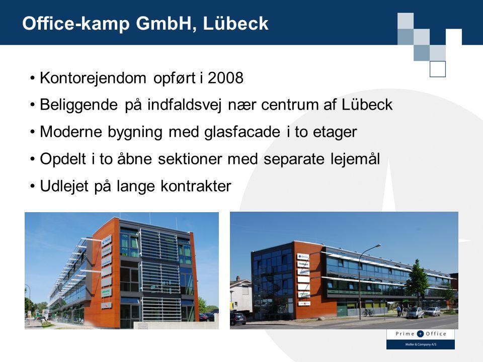 Office-kamp GmbH, Lübeck