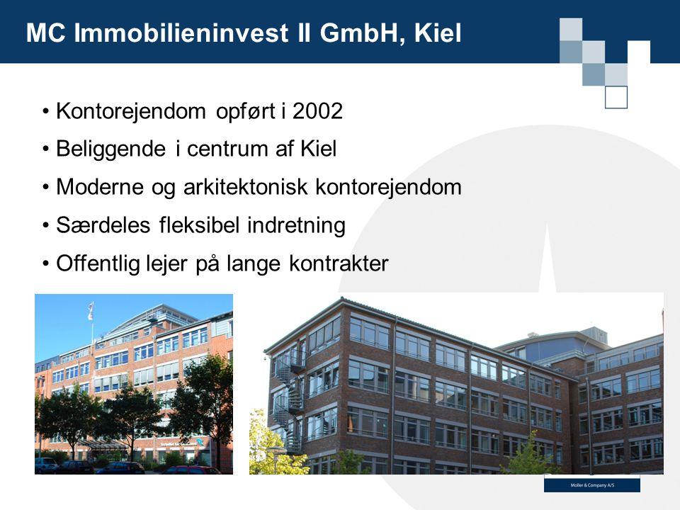 MC Immobilieninvest II GmbH, Kiel