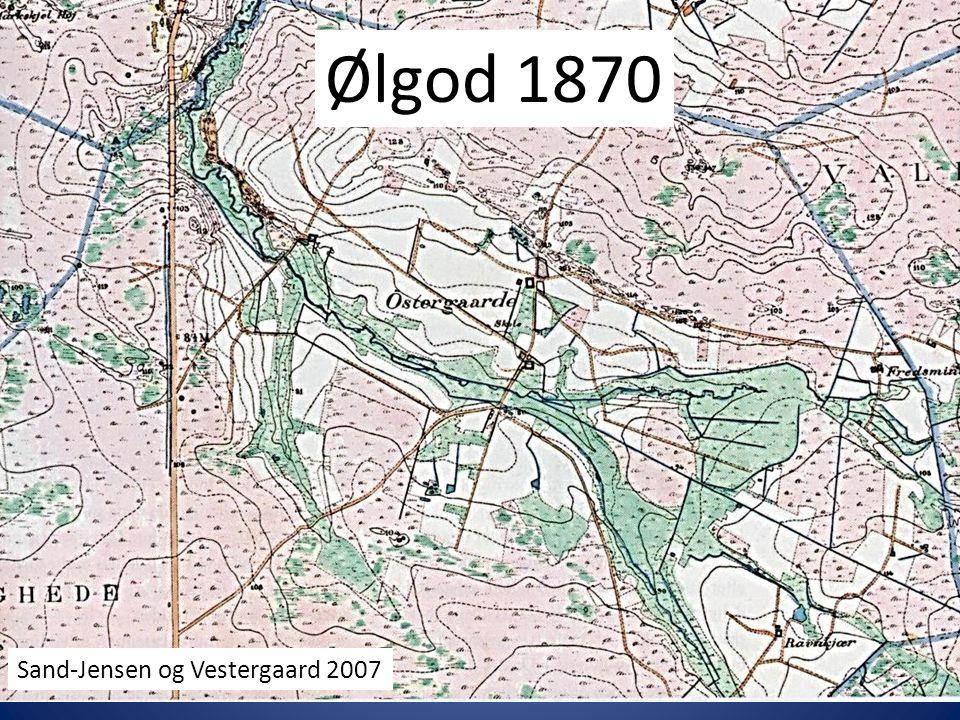 Ølgod 2003 Ølgod 1870 Fra Naturen in DK