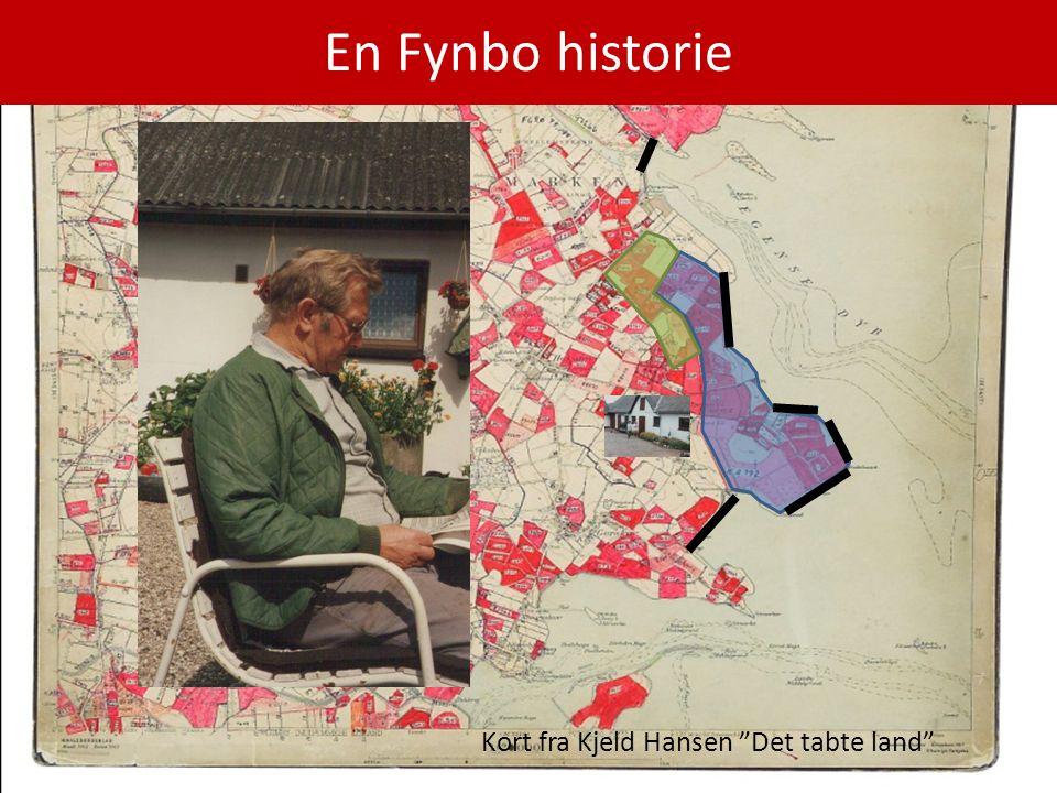 En Fynbo historie Kort fra Kjeld Hansen Det tabte land