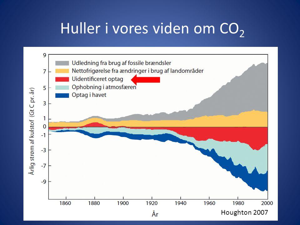 Huller i vores viden om CO2