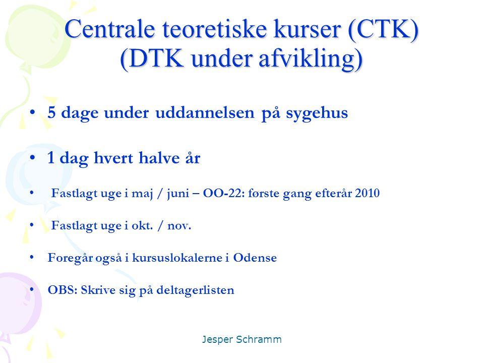 Centrale teoretiske kurser (CTK) (DTK under afvikling)