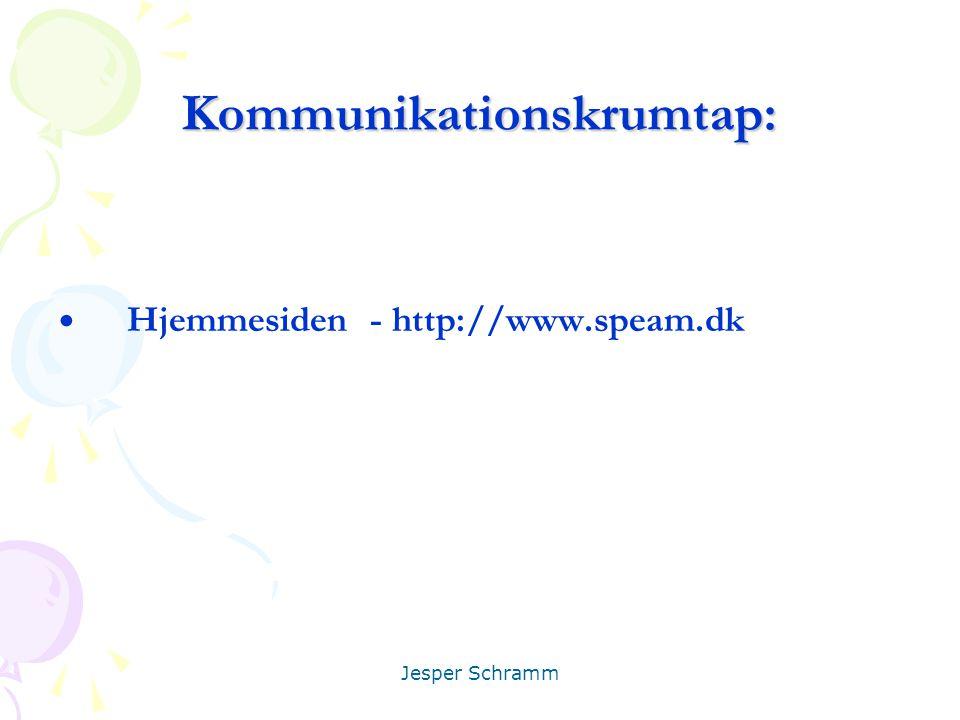 Kommunikationskrumtap: