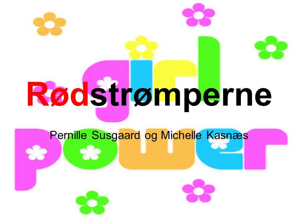 Pernille Susgaard og Michelle Kasnæs