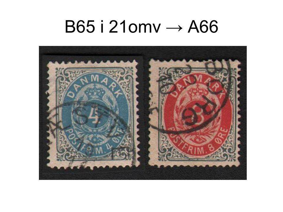 B65 i 21omv → A66