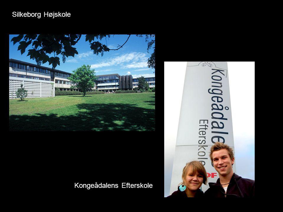 Silkeborg Højskole Kongeådalens Efterskole