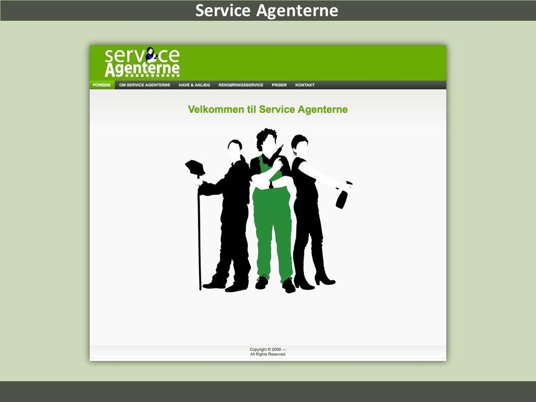 Service Agenterne 13
