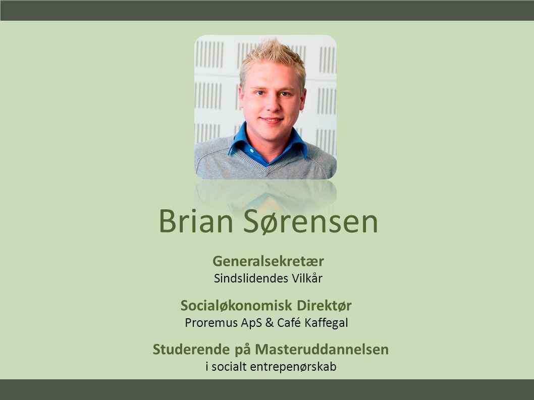 Socialøkonomisk Direktør Studerende på Masteruddannelsen
