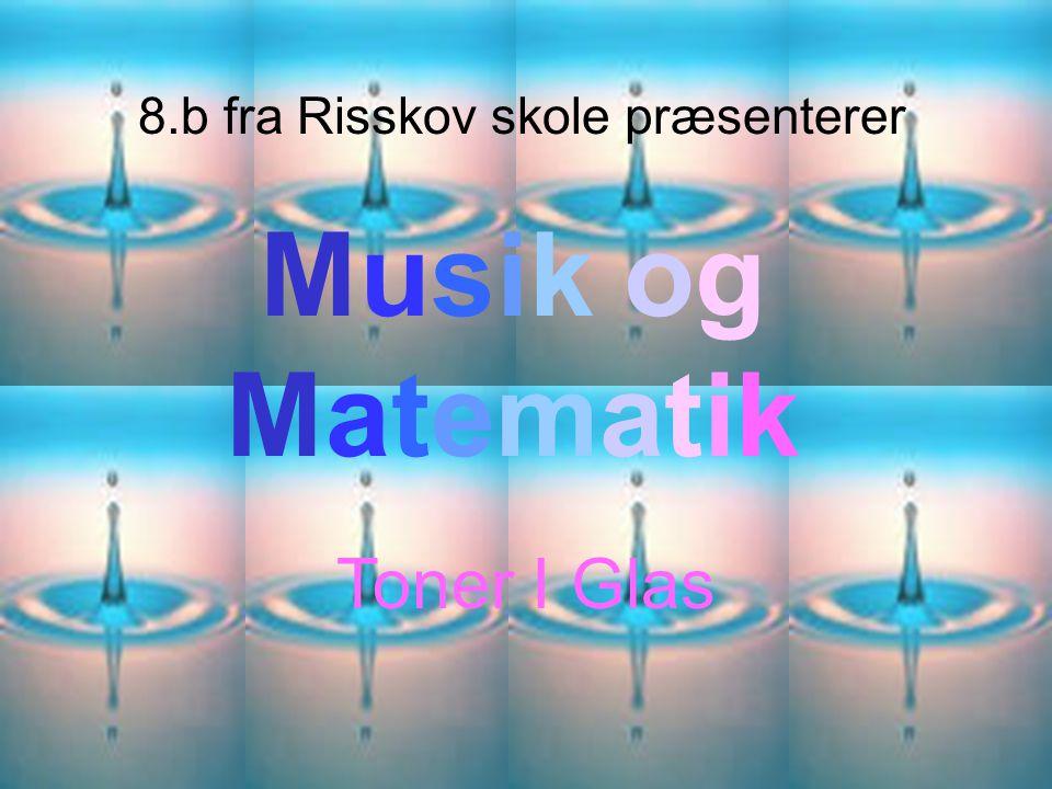 8.b fra Risskov skole præsenterer