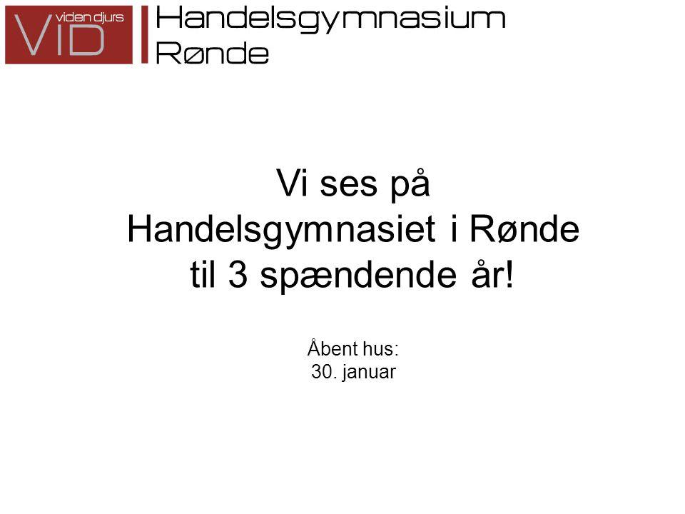 Handelsgymnasiet i Rønde