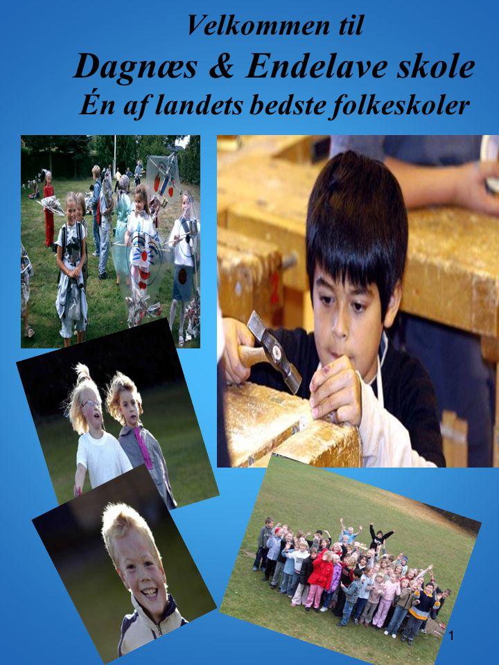 Velkommen til Dagnæs & Endelave skole Én af landets bedste folkeskoler