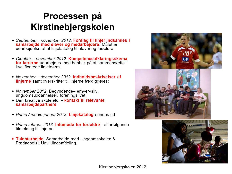 Processen på Kirstinebjergskolen