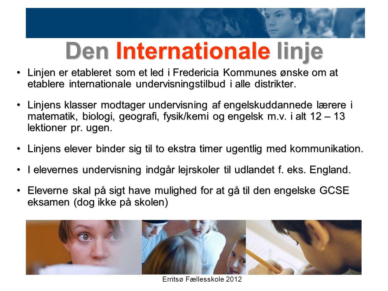 Den Internationale linje