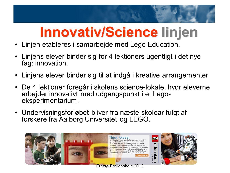 Innovativ/Science linjen