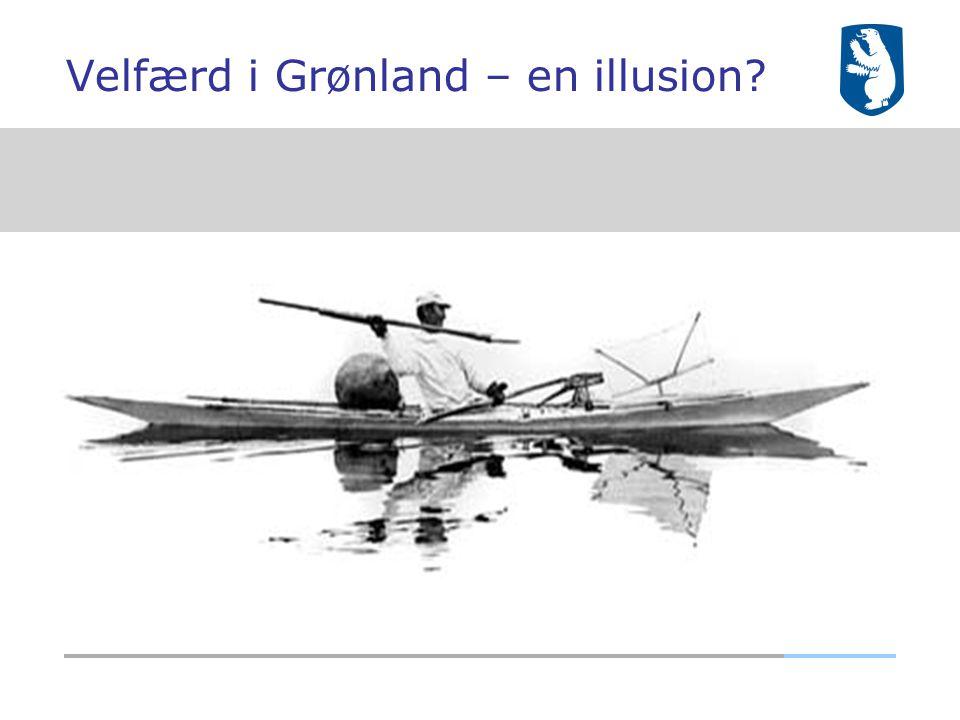 Velfærd i Grønland – en illusion